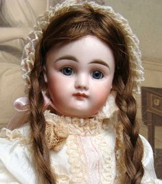 antique doll Pouty de KESTNER