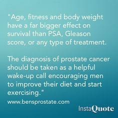 cancer free beat prostate mish