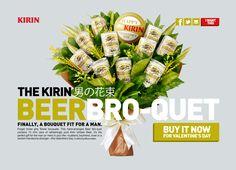 Kirin Beer Bro-quet
