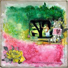 colorful garden LO