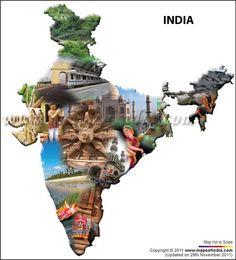 Culture of India, India Culture Maps, Craft of India