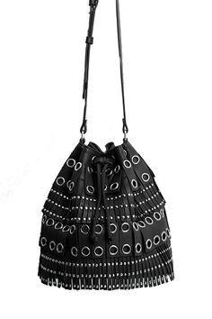 High Street Hits Studded Bucket Bag, £29.99 | Mango