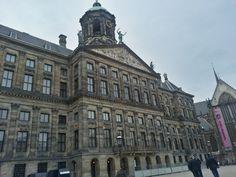 Le #palais_royale des #Pays_Bas !