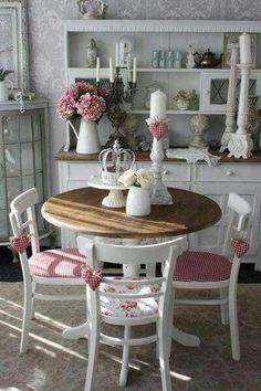 Ƹ̴Ӂ̴Ʒ Le style cottage, c'est chic ! Ƹ̴Ӂ̴Ʒ