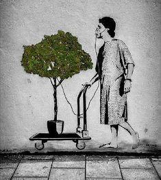 Save the Earth, Banksy Banksy Graffiti, Arte Banksy, Street Art Banksy, Bansky, Best Street Art, Amazing Street Art, 3d Street Art, Street Artists, Amazing Art