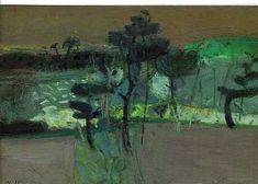 Trees & Fields Card Sandy Murphy