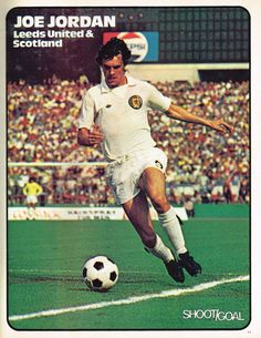 Joe Jordan. Leeds and Scotland.