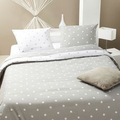 Linge de lit on pinterest deco mobiles and ikea for Housse de couette auchan