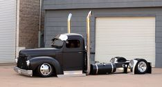 Being the biggest and the best is sort of an American tradition, and for those who attended PDI's annual truck show and dyno competition, they got a real tast Hot Rod Trucks, Big Rig Trucks, Semi Trucks, Cool Trucks, Custom Big Rigs, Custom Trucks, Custom Cars, Customised Trucks, Peterbilt Trucks