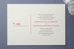 Maggie Lord: Latest Trends In Wedding Invitations