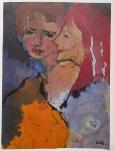 emil nolde watercolors - Google Search