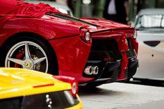Ferrari 458 Italia & LaFerrari