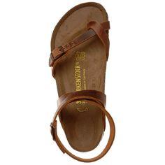 Birkenstock YARA (29.985 CRC) ❤ liked on Polyvore featuring shoes, sandals, birkenstock footwear, birkenstock sandals, birkenstock shoes and birkenstock