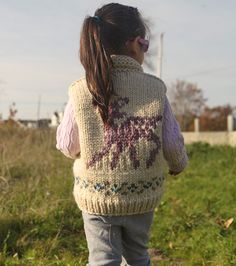 Kids Fawn vest. Vest, Photoshoot, Babies, Pullover, Sweaters, Kids, Fashion, Young Children, Moda
