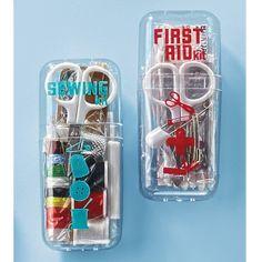 Stocking stuffers (at, jc,mk and sg) Mini Sewing Kit & Mini First Aid Kit