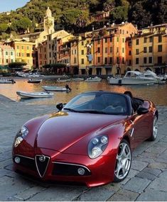 Developing technology and new cars technologies, actual car news, of your car problems and solutions. All of them and more than on begescars. Maserati, Ferrari, Bugatti, Alfa Romeo 8c, Alfa Romeo Cars, Sexy Cars, Hot Cars, Sexy Autos, Monster Garage