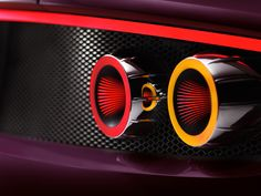 Spyker Venator Spyder brake lights