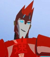 Transformers RID: Sideswipe (autobot)