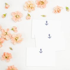 Travel Gifts: Nautical Paper Products on The Travel Tester
