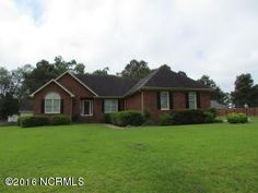 NEW LISTING in Hunters Woods!!!  Priced at $229,900.00!!   1424 Saddlewood Dr  Greenville, NC  27858-Beautiful 3 bedroom home , all brick and one story. Large rooms, island kitchen, master with expansive bath with 2 closets, jacuzzi style tub and separate shower. Lovely detached storage building. Double Car Garage