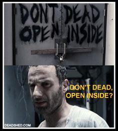 Walking Dead Meme   The_Walking_Dead_Season_1_Meme_Rick_Hospital_Sign_DeadShed.jpg