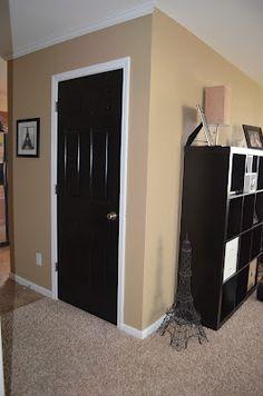 Interior Door Painting Ideas