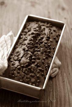 Cocoa condensed Milk Pound Cake