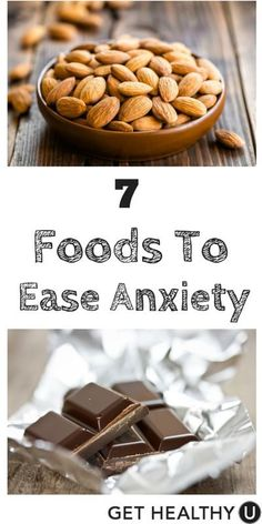 Click here to check out the 7 foods we love to ease anxiety! Your diet has such an impact on your mood and mental health, it's time to learn about it!