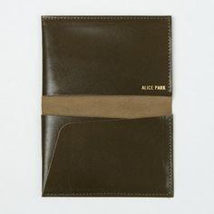 Alice Park Folded Card Case