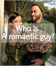 WHO IS A ROMANTIC GU