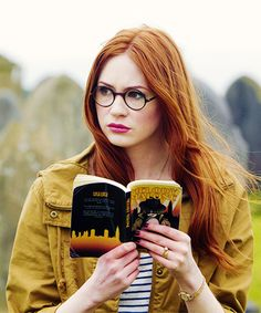 More Amy Pond, Please!