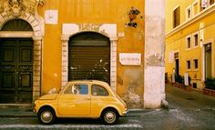 Rome Italy. Photo by Erin Goldeberger / Frommers.com Community. Runner-up in the 2011 Frommer's Cover Photo Contest.