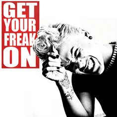P!nk. With. Ur. Freak. On. ;-$