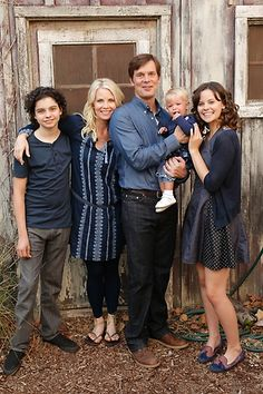 LOVE this family! #Parenthood I know, I know... but they're real in my heart!