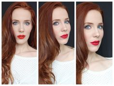 Pure Red - L'Oréal Paris❯ For all things beauty, fashion and travel visit smoonstyle.com, a beauty and lifestyle blog by Simone Simons.
