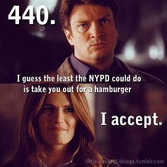 Aww loved the way they walk out of the Precinct Castle Abc, Castle Tv Series, Castle Tv Shows, 12th Precinct, Watch Castle, Castle Quotes, Richard Castle, Castle Beckett, Childhood Photos