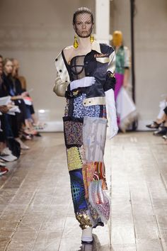 Défile Maison Martin Margiela Haute couture Automne-hiver 2014-2015 - Look 19