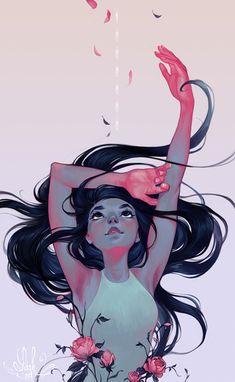 The Art Of Animation, Lois van Baarle - http://blog.loish.net -...