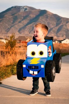 monster truck costume - Google Search