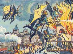La France de l'an 2000, telle qu'on l'imaginait en 1900 - Rue89