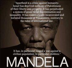 Esto si esta bien dicho!!!!! Palestina libre hoy y siempre!!!!!!