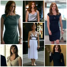 Donna Paulsen fashion from tv's suits
