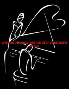 Música e amor perfeito