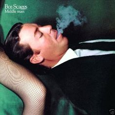 Boz Scaggs - Middle Man CANADA 1980 Lp mint w/Inner