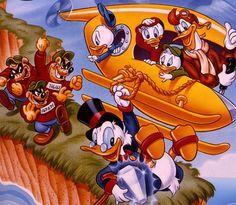 Disney anuncia nova versão da série animada #DuckTales >> http://glo.bo/1FYMiEf