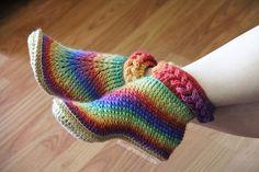 CROCHET PATTERN : Tricot-Look Braid Stitch par bonitapatterns