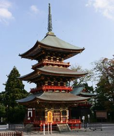Naritasan Shinshoji Temple, Chiba Prefecture, Japan - Proximity to Tokyo's Narita International Airport makes this Shingon Esoteric Buddhist temple, founded in 940, an easy stop for air travelers with long layovers. For a fee, soothsayers and vending machines promise to reveal your fortune. The temple itself is dedicated to the god of fire, and fire rituals are carried out several times each day.