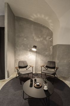 17 Best Farmhouse Living Room Sofa Design Ideas and Decor - ideahomy Hotel Restaurant, Restaurant Design, Living Room Sofa Design, Lounge, Space Interiors, Waiting Area, Interior Concept, Interior Design Studio, Modern Industrial