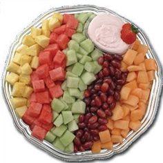 fruit plate arrangment | Fruit Arrangements : Fruit Fresh Up