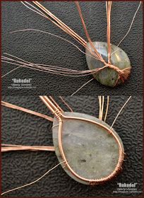 Handmade Tree of Life wire wrapped pendant - wire wrap tutorial. - Handmade Tree of Life wire wrapped pendant – wire wrap tutorial. Wire Pendant, Wire Wrapped Pendant, Wire Wrapped Jewelry, Wire Wrapped Stones, Copper Wire Jewelry, Wire Jewelry Making, Bijoux Wire Wrap, Wire Wrapping Tutorial, Tree Of Life Jewelry